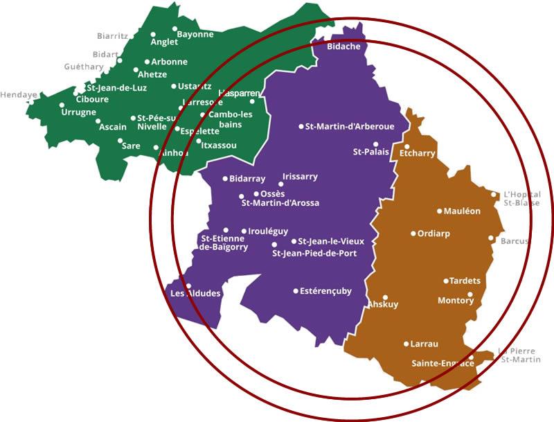Une action au service du Pays Basque Intérieur
